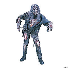 Zombie 3D Teen Adult Men's Costume