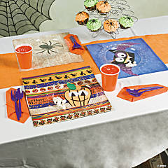 DIY Halloween Place Mats Project Idea