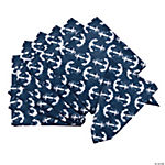 Navy Anchor Bandanas