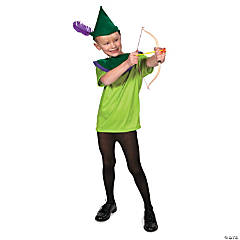 Child's Robin Hood Costume Kit
