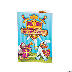 """Mighty Kingdom"" Sticker Books"