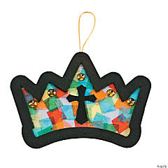 "Tissue Paper ""Mighty Kingdom"" Craft Kit"