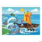Make-A-Boat Sticker Scenes