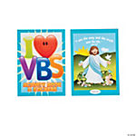 """I Love VBS"" Activity Books"
