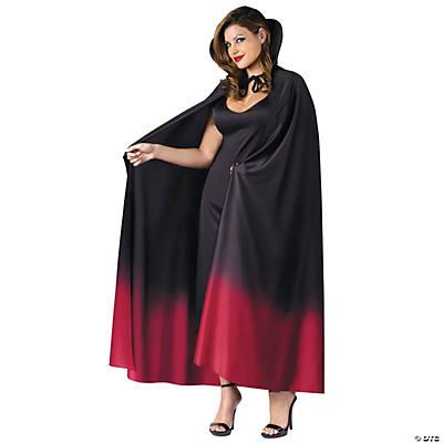Cape Ombre Vampire Costume