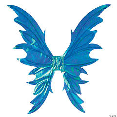 Deluxe Blue Opal Fairy Wings