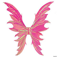 Deluxe Pink Opal Fairy Wings