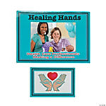 Hospital Week Picture Frame Magnets