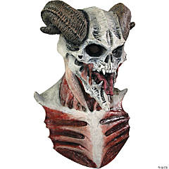 Devil Skull Mask & Chest
