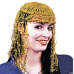 Gold Egyptian Headpiece