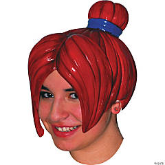 Wig Anime 4 Latex Red