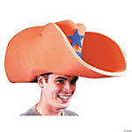 Orange 40 Gallon Hat