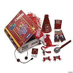 Dress Up Yearbook Cheerleader Costume Kit