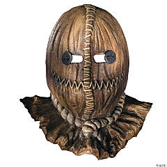 Sam Burlap Latex Mask