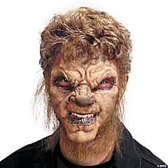 Werewolf Foam Appliance Mask