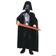 Darth Vader Mask and Costume for Kids