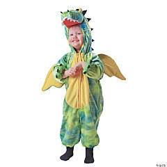 Dinosaur With Polka Dots Kid's Costume