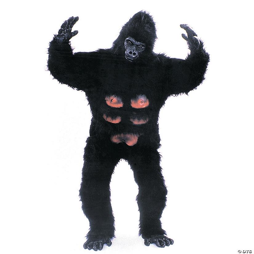 sc 1 st  Oriental Trading & Menu0027s Professional Gorilla Costume - Standard