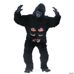 Gorilla Professional Costume for Men