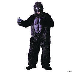 Gorilla With Chest Costume for Men