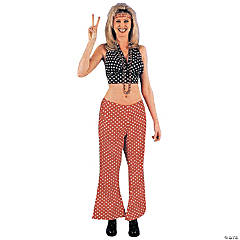 Hippie Girl Costume for Women