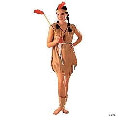 Indian Lady Adult Women's Costume