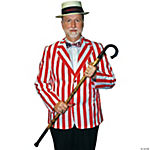 Roaring '20s Blazer Plus Size Adult Men's Costume