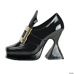 Black Magic Witch Shoes for Women