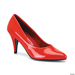 Shoes Pumps Red