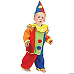 Baby Bobo Clown Kid's Costume
