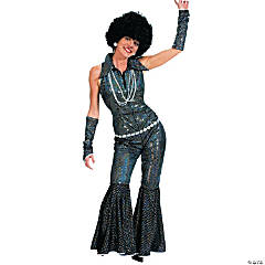 Boogie Queen Adult Women's Costume