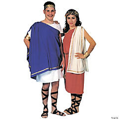 Toga Man Adult Men's Costume