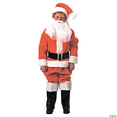Santa Suit Kid's Costume