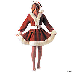 Santa's Helper Adult Women's Costume