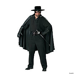 Bandido Plus Size Adult Men's Costume