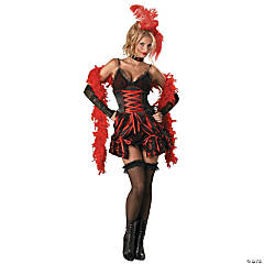Dance Hall Darling Adult Women's Costume