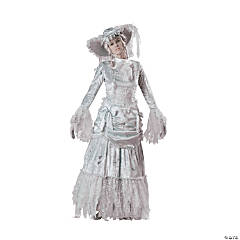 Ghostly Lady Adult Women's Costume