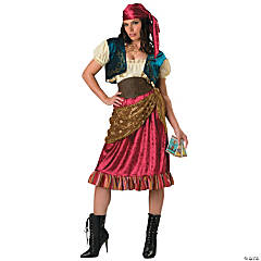 Gypsy Dancer Adult Women's Costume