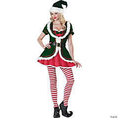 Holiday Honey Adult Women's Costume