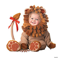Lil Lion Lil Characters Infant's Costume