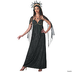 Mythical Medusa Adult Women's Costume