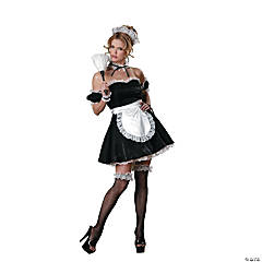 Oui Oui French Maid Women's Costume