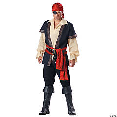 Dread Pirate Adult Men's Costume