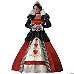 Queen Of Hearts XXXL Women's Costume