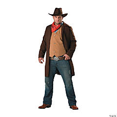 Rawhide Renegade Plus Size Adult Men's Costume