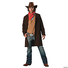 Extra Large Rawhide Renegade Costume for Men