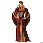Renaissance Maiden Plus Size Adult Women's Costume
