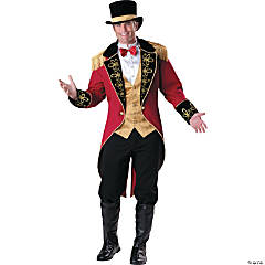 Ring Master Adult Men's Costume