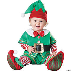 Santa's Lil Elf Kid's Costume
