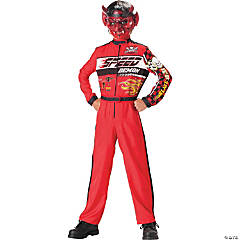 Speed Demon Kid's Race Car Driver Costume